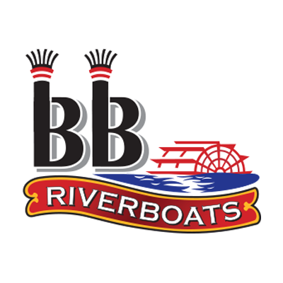 B and B riverboats logo