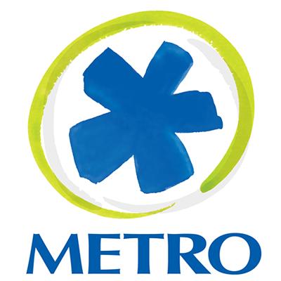 GO METRO logo