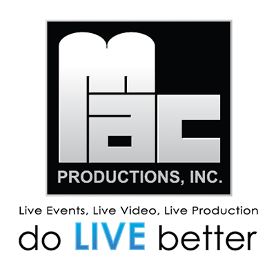 MAC PRODUCTIONS INC. logo