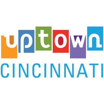 UPTOWN CINCINNATI logo